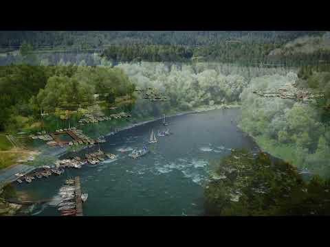 Polska - jak pięknie! Jeziora (eng)