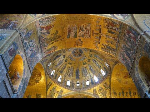 Venice: Basilica di San Marco: exploratory tour in 4k