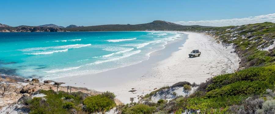 Exotische stranden om heerlijk op te genieten... Australië heeft alles!