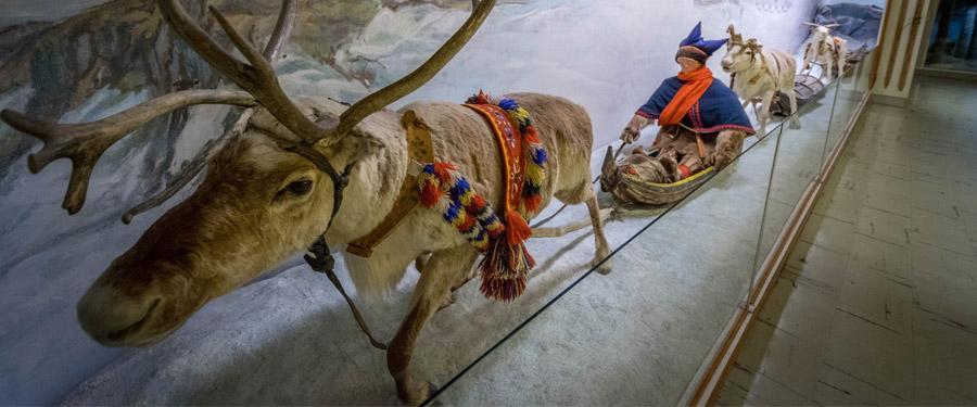 Tromso Polarmuseum.