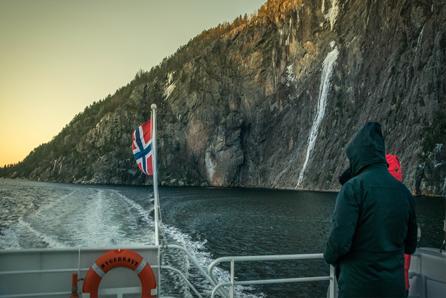 bergen fjorden boottocht