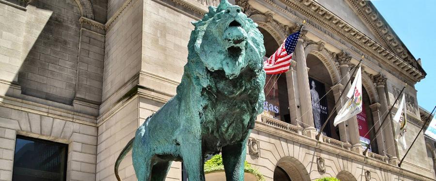 Het Art Institute van Chicago werd bekroond als het #1 museum van de wereld!