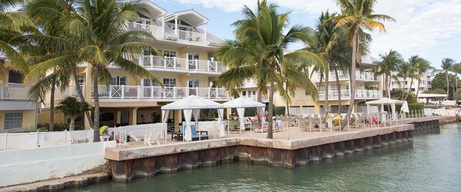 Key west is slechts één stad van de Keys, maar het is wel de meest bezochte.