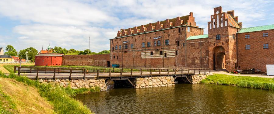 Het Malmöhus Slott.
