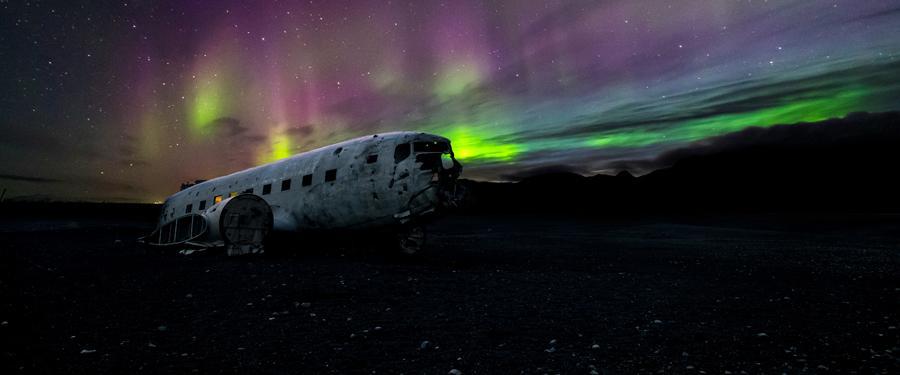 Het noorderlicht in Ijsland. Een prachtig natuurspektakel. Eens je het ziet hoop je dat het nooit ophoudt!
