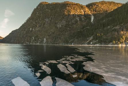 noorwegen fjorden bergen