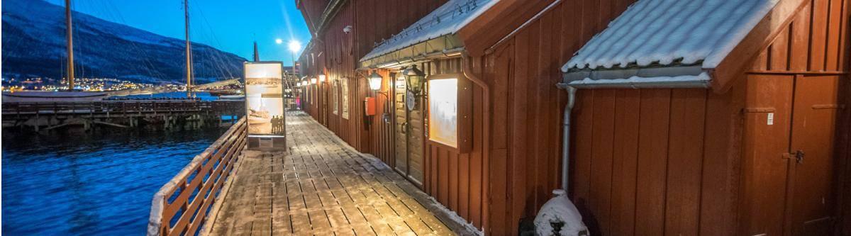 Polar museum in Tromsø.