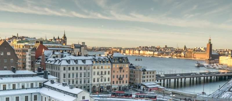 Stockholm Zweden blog