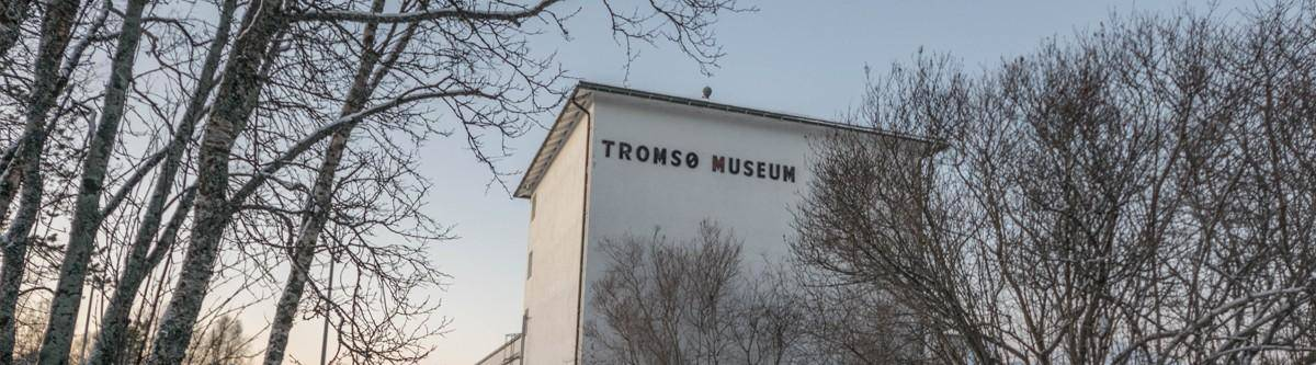 Tromsø museum Noorwegen