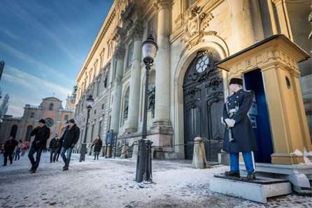 stockholm koninklijk paleis