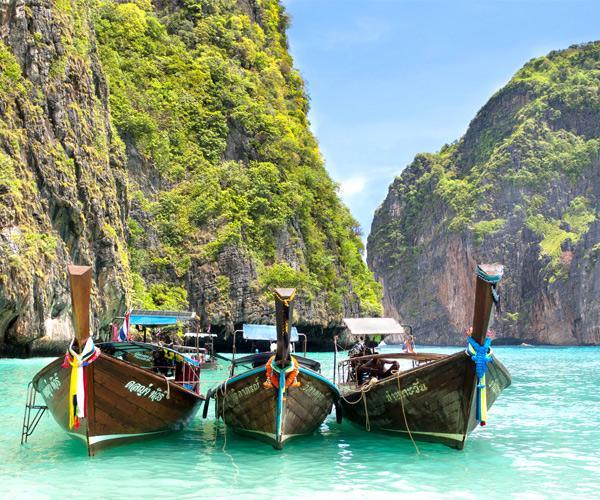 Koh phi phi eilanden reisgids info en aanbiedingen - Centraal goedkoop eiland ...