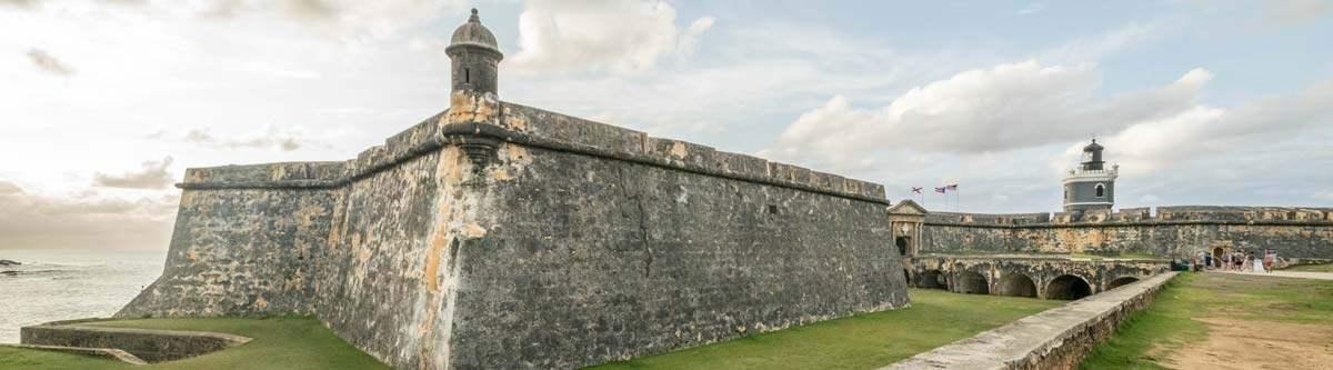 Castillo San Felipe del Morro, een prachtig en gigantisch fort!