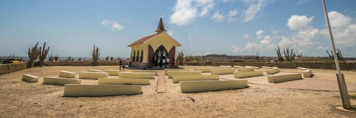 De Alto Vista kapel.