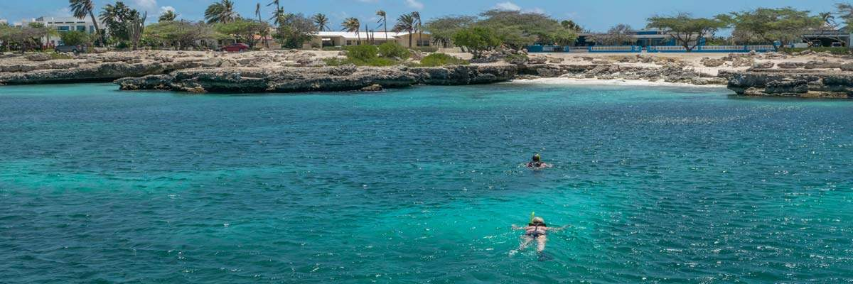 Aruba heeft prachtige, tropische wateren!