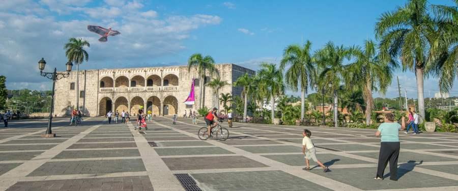 De hoofdstad van de Dominicaanse Republiek heeft heel wat te ontdekken in zijn historische centrum.