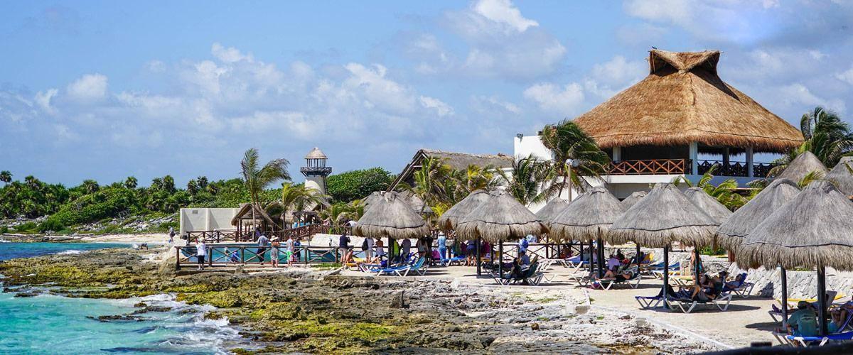Cozumel is een Mexicaans eiland dat bekend staat om zijn uitstekende duik- en snorkelmogelijkheden.