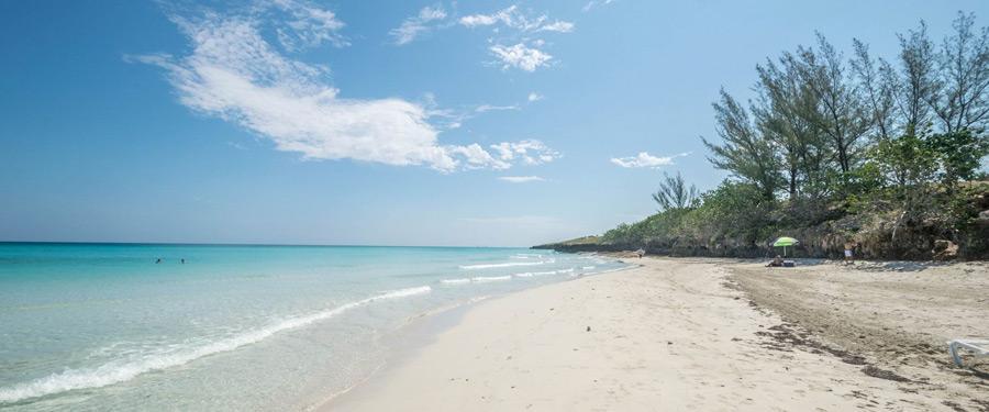 Varadero, wellicht de meest toeristische plaats in Cuba.