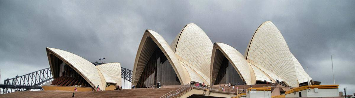 Bezienswaardigheden in Australië: De Sydney Opera House.