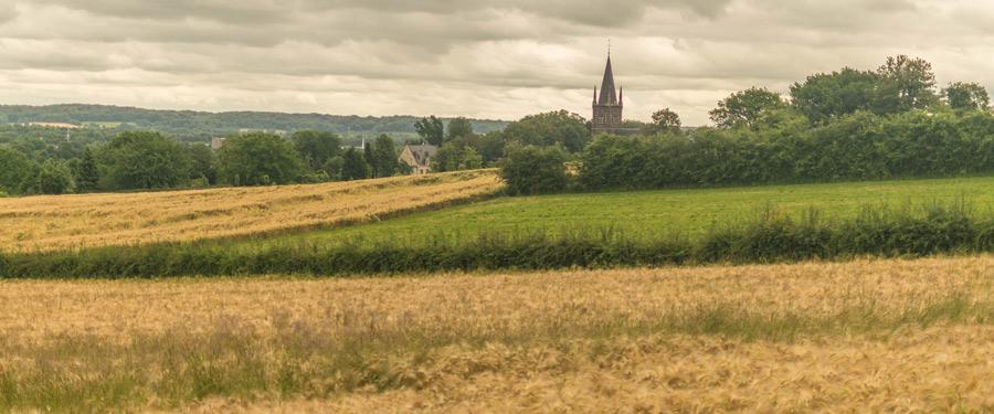 Het prachtige natuurlandschap rondom Maastricht!