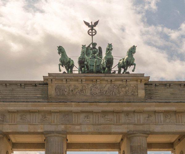 Berlijn - brandenburger tor