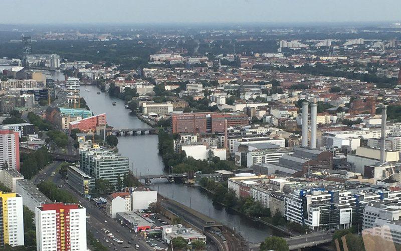 De tweede dag in Berlijn!