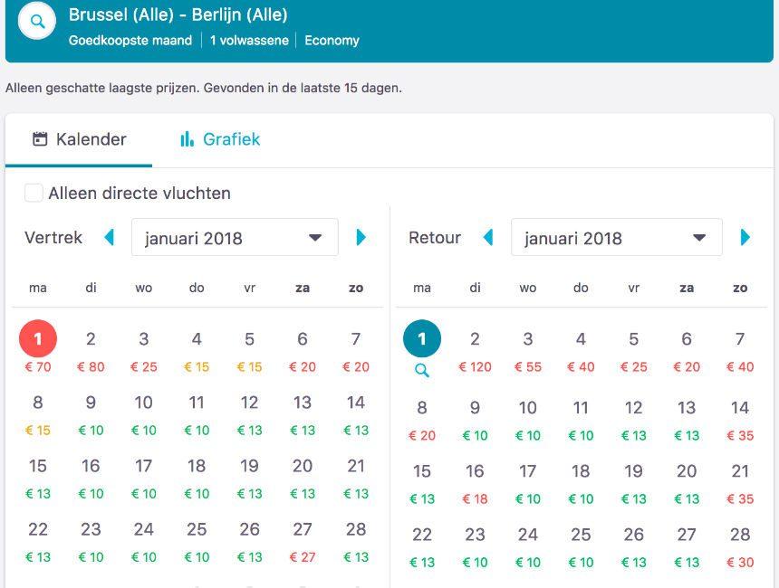 goedkope vluchten berlijn skyscanner
