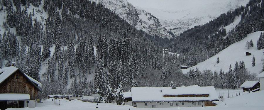 Duitsland heeft heel wat wintersportactiviteiten in het zuiden van het land.