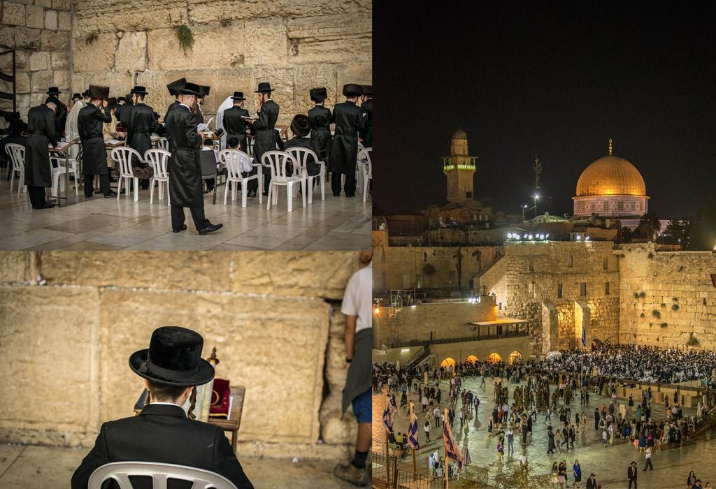De Shabbat (Sjabbat) op vrijdag is een must-see als je in Jeruzalem bent!