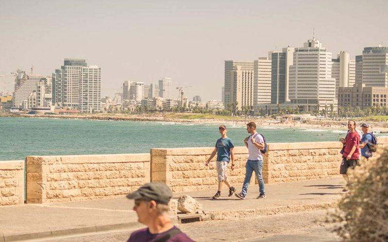 Tel Aviv is een veilige stad in Israel!