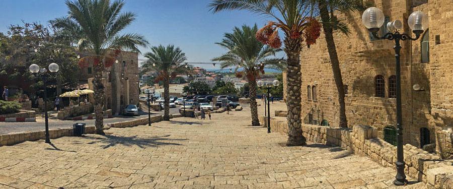 Oud Jaffa, of Tel Aviv Jaffo is het historische centrum van Tel Aviv.