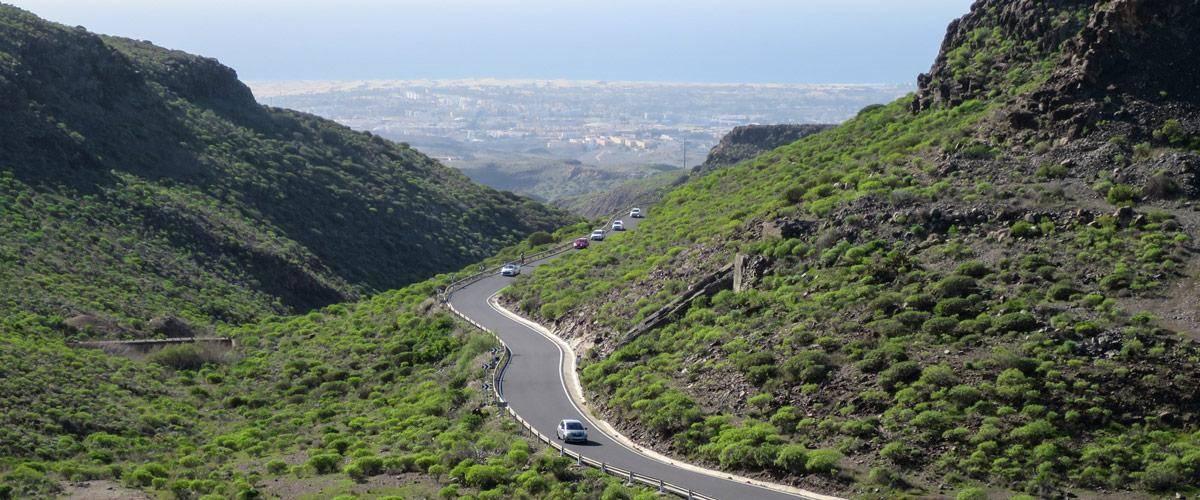 Niet alleen de stranden zijn adembenemend mooi in Gran Canaria. De uitgestrekte natuur is zeker het ontdekken waard!