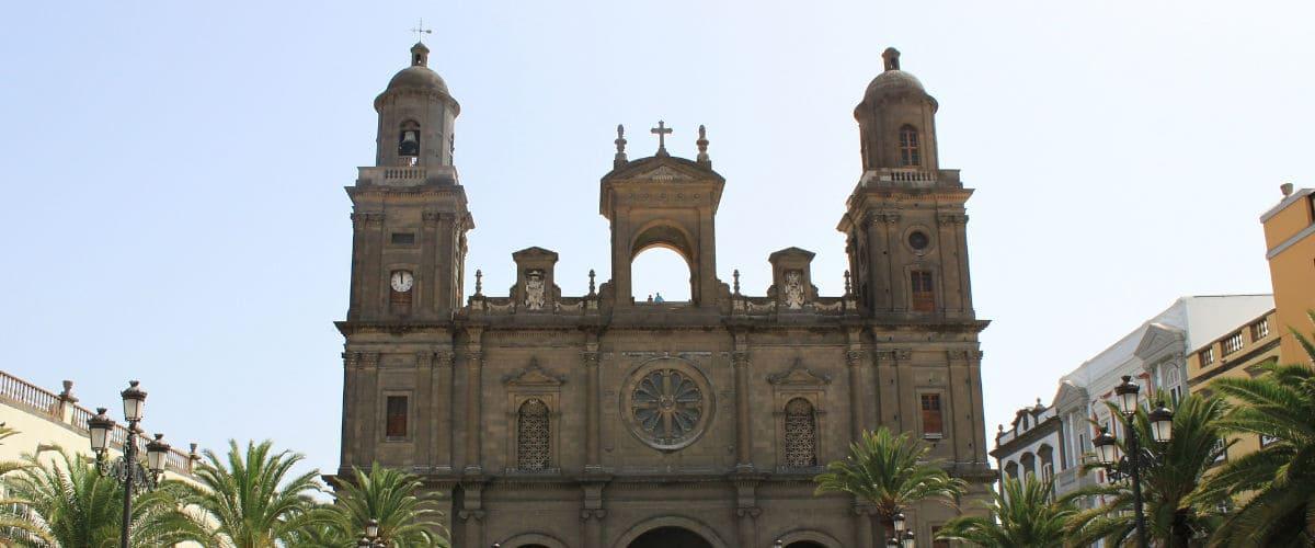 Santa Ana kathedraal Las Palmas