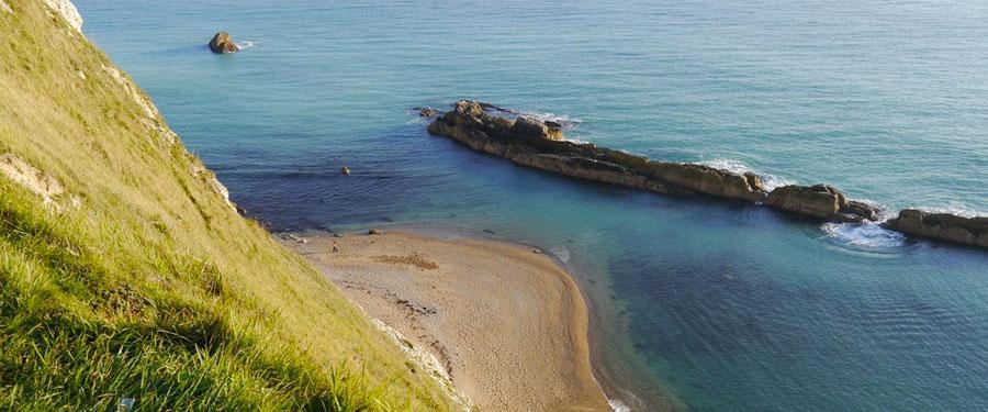 De populaire badstad Bournemouth heeft heel wat mooie natuur te bieden.