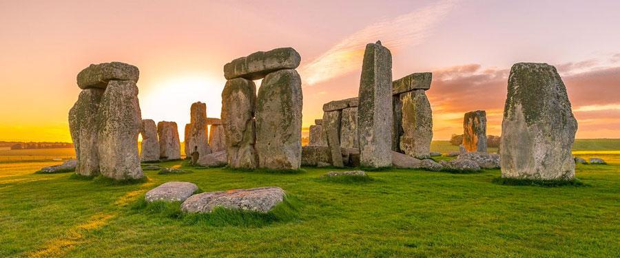 Stonehenge is een van de oudste monumenten in Engeland en daarbuiten.
