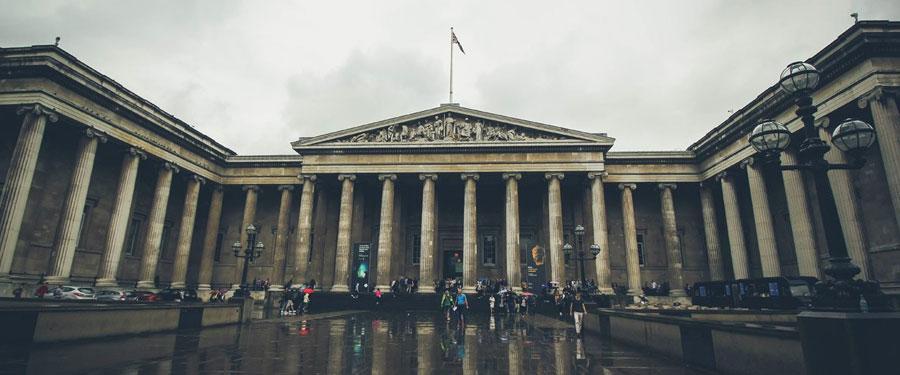 Het London Museum is gratis te bezoeken.