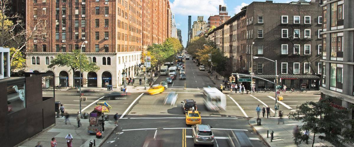 Een citytrip naar New York is altijd een goed idee!
