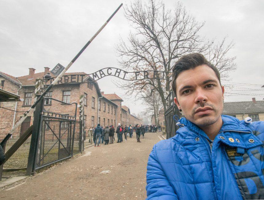 Auschwitz bezoeken Auswitch Checkoutsam