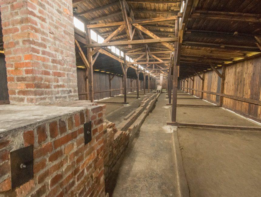 auschwitz bezoeken Birkenau
