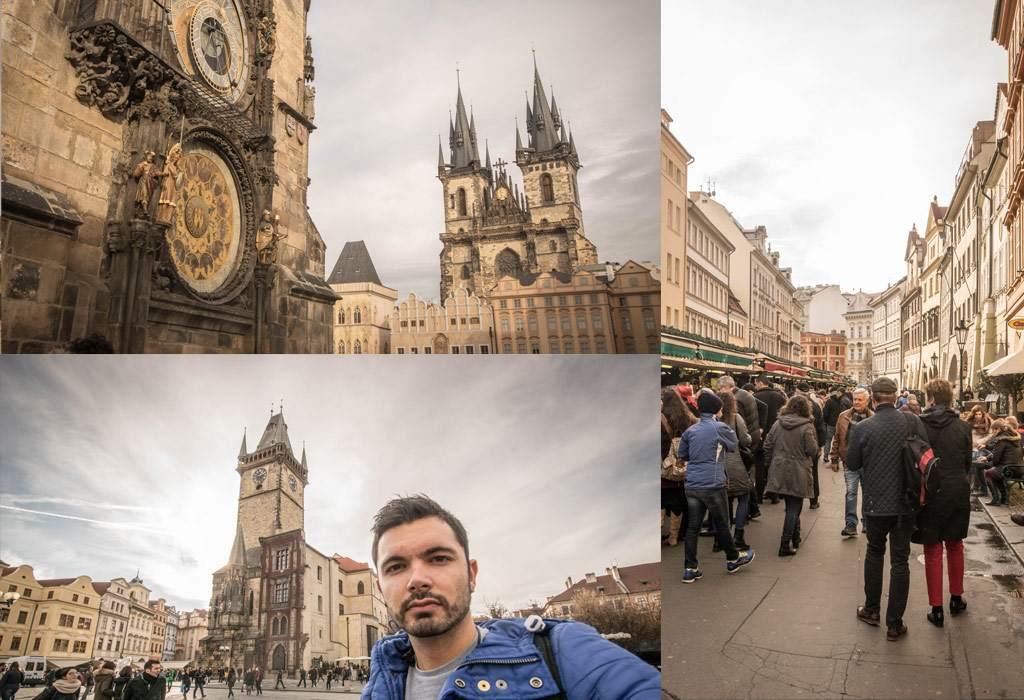 Enkele foto's die ik maakte tijdens mijn citytrip door Praag.