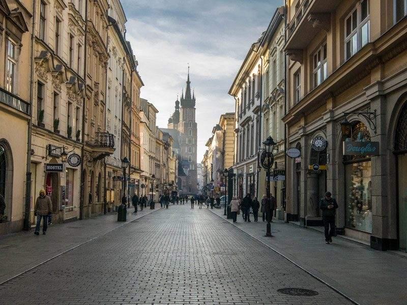 Krakau, Polen (Krakow)
