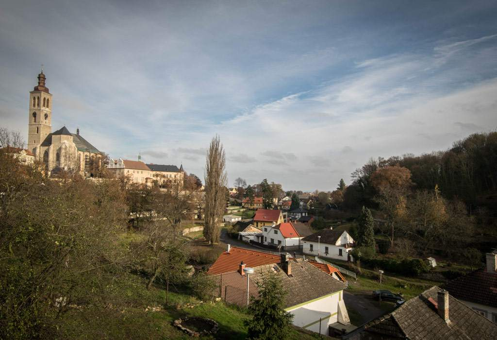 Niet alles in Kutna Hora is zo eng! Kijk eens hoe schattig het dorpje eigenlijk toch is!