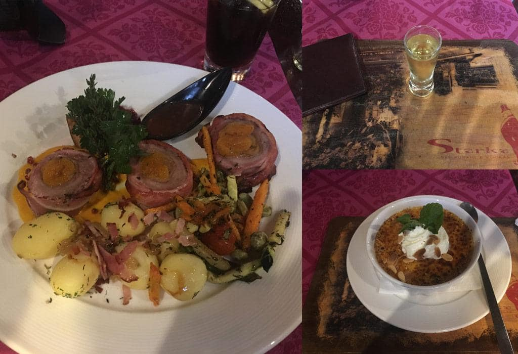 Wil je heerlijk lunchen of dineren? Ga dan zeker langs bij het Starka restaurant in de joodse buurt van Krakau!Wil je heerlijk lunchen of dineren? Ga dan zeker langs bij het Starka restaurant in de joodse buurt van Krakau!