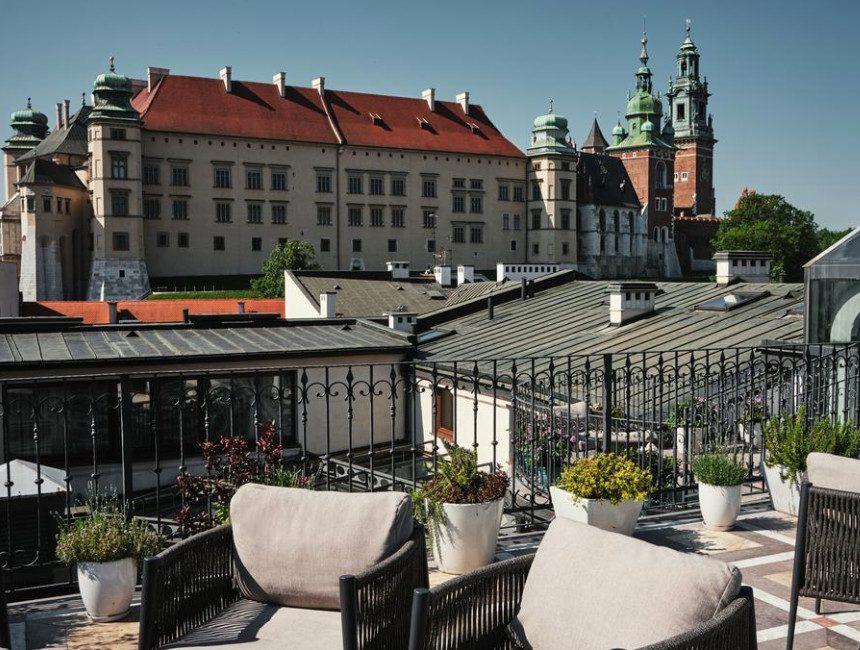 Zoutmijnen Wieliczka hotel Copernicus Krakau