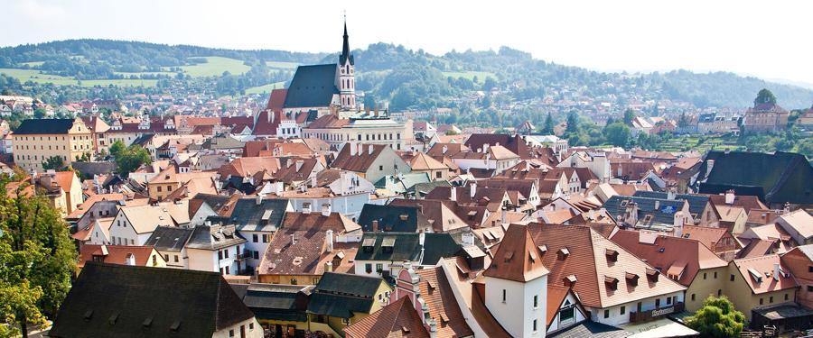 Er is veel meer te zien dan enkel Praag! Ceski Krumlov is nog zo'n op en top gezellig stadje in het Tsjechische rijk.
