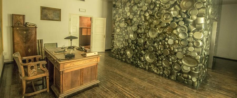 De fabriek van Schindler, een held tijdens wereldoorlog twee! Een prachtig museum met interessante tentoonstellingen.