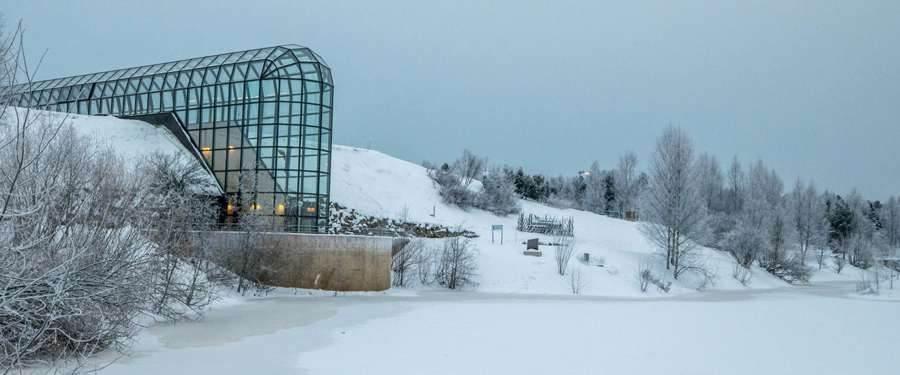 Het Arktikum museum van Rovaniemi is ongelooflijk interessant en zeker een bezoek waard.