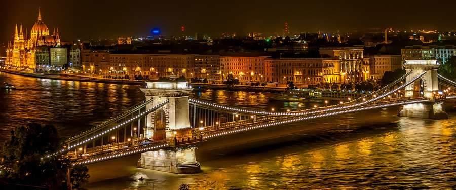 Het uitzicht vanop de Gellértberg van Boedapest is het beste dat je over de stad krijgt!