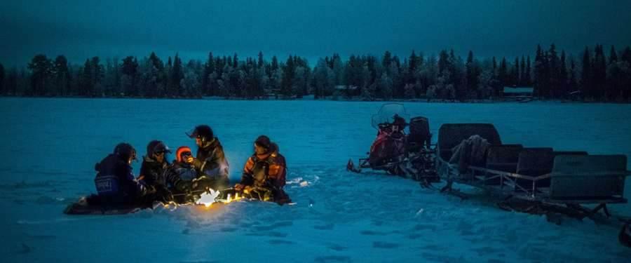 Rovaniemi is de perfecte locatie in Lapland om aan arctische activiteiten te doen!