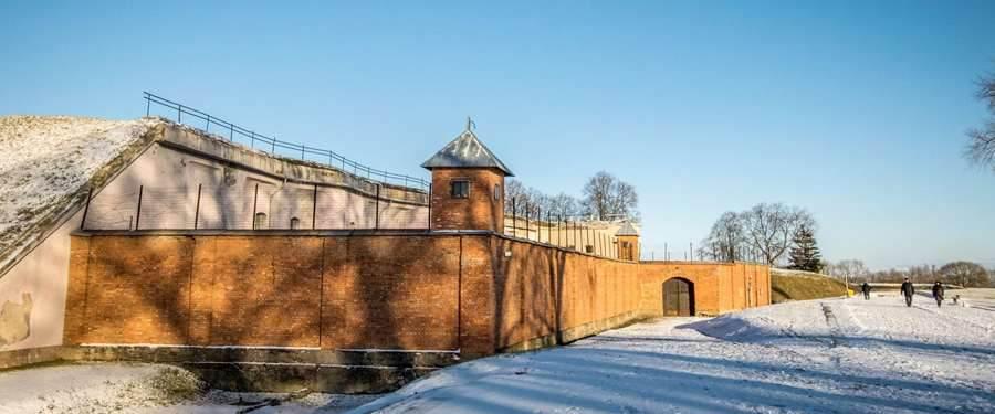 Het negende fort van Kaunas werd tijdens wereldoorlog twee gebruikt als concentratiekamp.