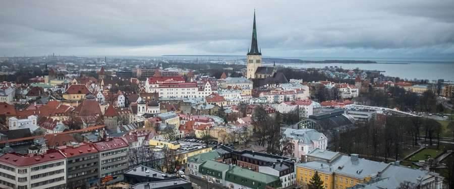 Vanalinn, het historische centrum van de hoofdstad.